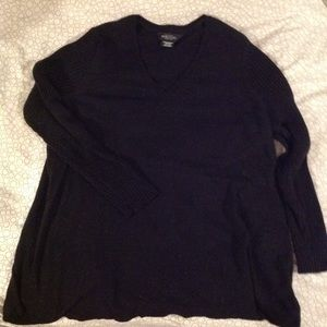 Black 2X Sweater